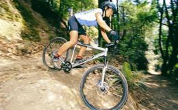 dome garden - Biking